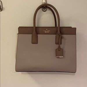 Kate Spade: Medium Lilac Tri-Toned Purse